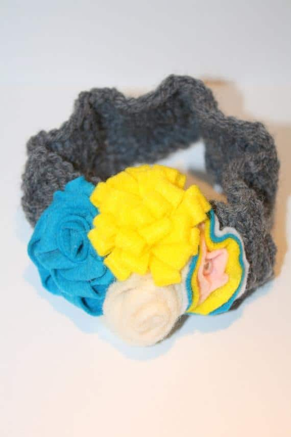 Take Me Knit Headband- paisleyorpolkadots