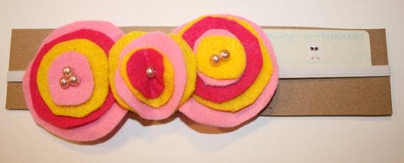 Popsicle Headband- paisleyorpolkadots