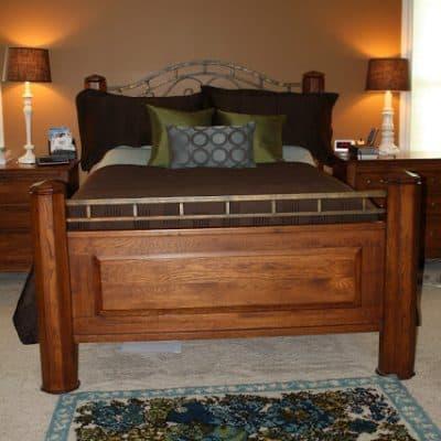 Master Bedroom {Bedding}