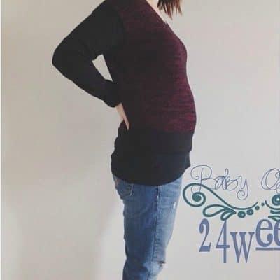 Pregnancy // Baby Update {24 Weeks}