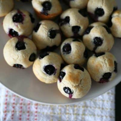 Recipe // Pancake Muffins