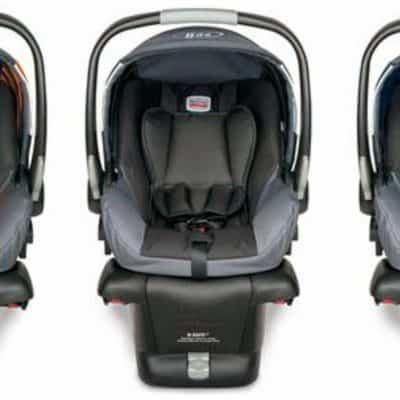 Britax BOB B-Safe Car Seat // Review