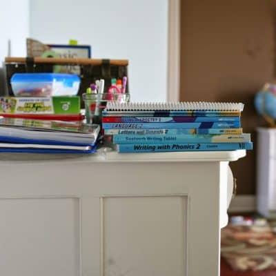 Homeschool // Preparation