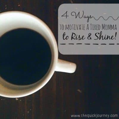 Motherhood Monday // Early Riser