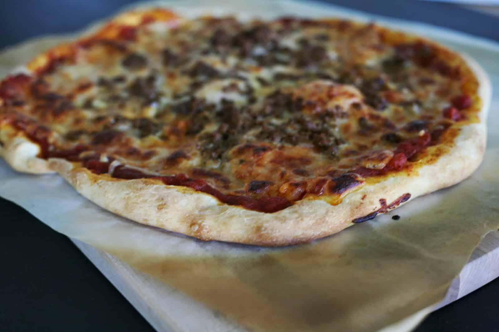 Recipe // Pizza Crust