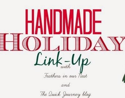 Handmade Holiday Link-Up