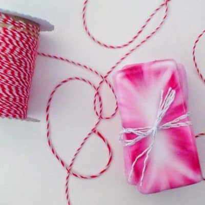 Guest Post // Easy Peppermint Soap