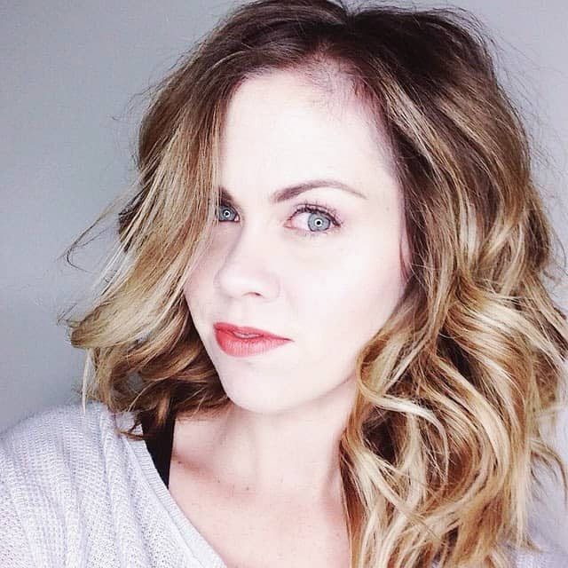 How to get Messy, Beachy Curls