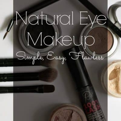 Makeup | Natural Eye Tutorial