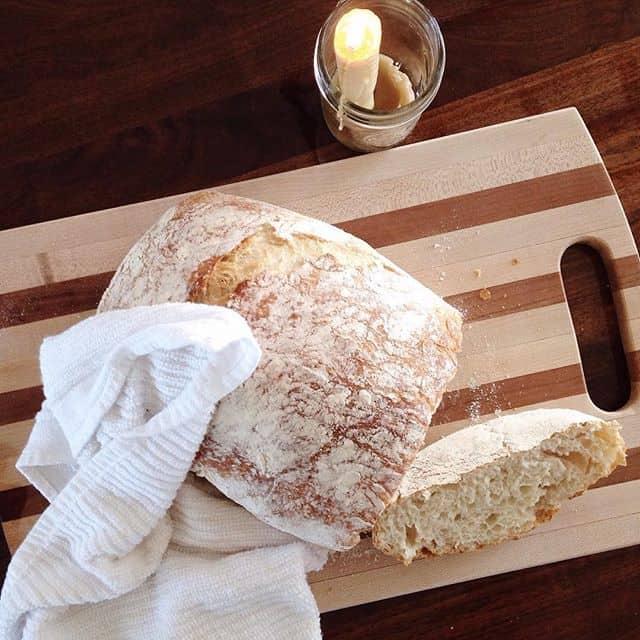 Delicious Crusty Bread | No Fail Bread Recipe