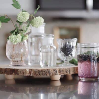 Recipe   Mint-Berry Spritzer