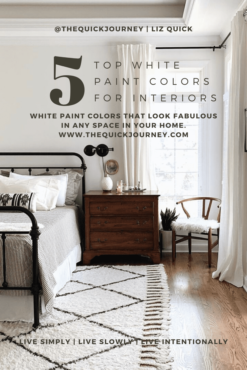 top white paint colors for interiors