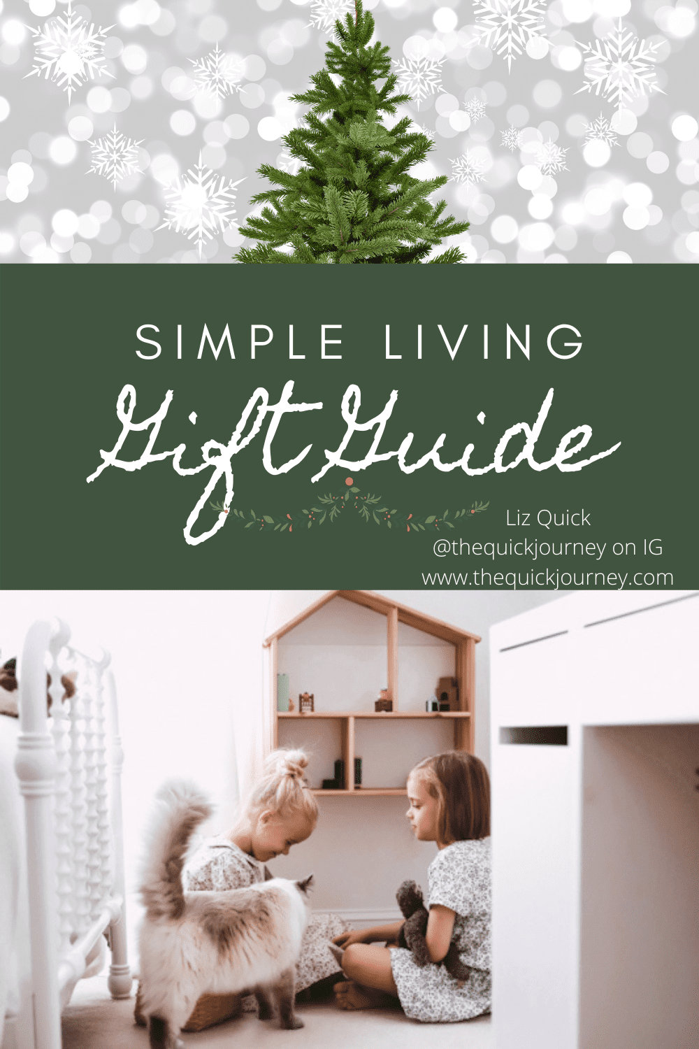 simple living gift guide ideas