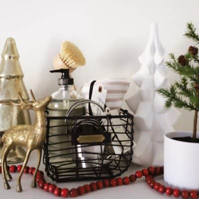 Target Christmas Gift Basket | Gift Guide