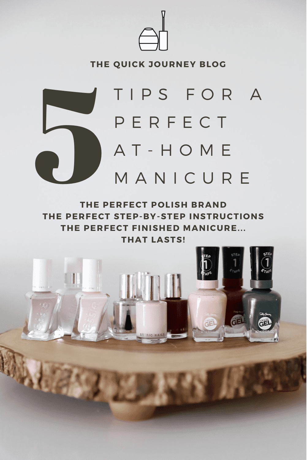 5 tips for diy at home manicure that lasts
