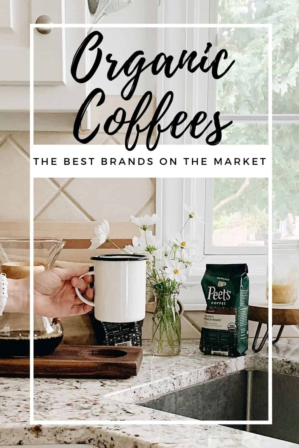 organic coffees being featured for 2021
