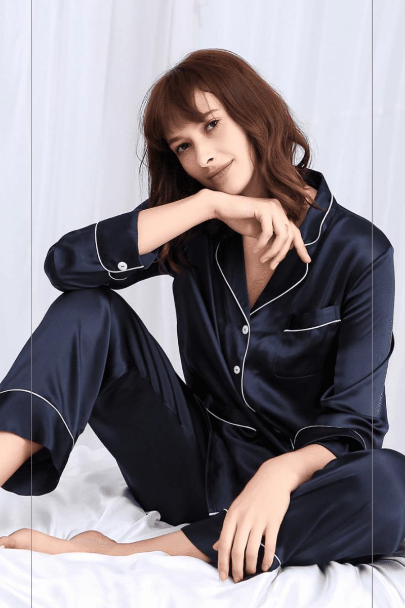best pajamas for women lilysilk pj set