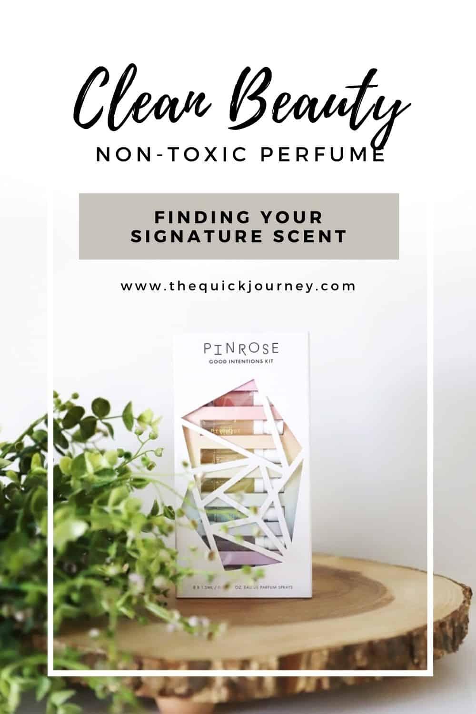 clean beauty non-toxic perfume