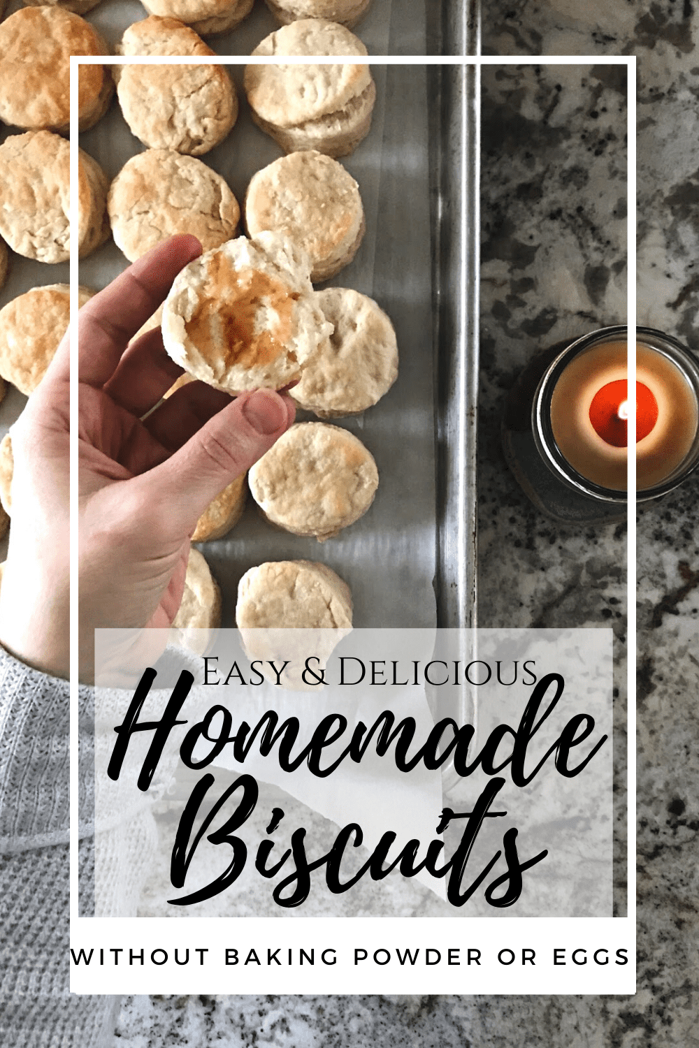 eggless biscuits homemade