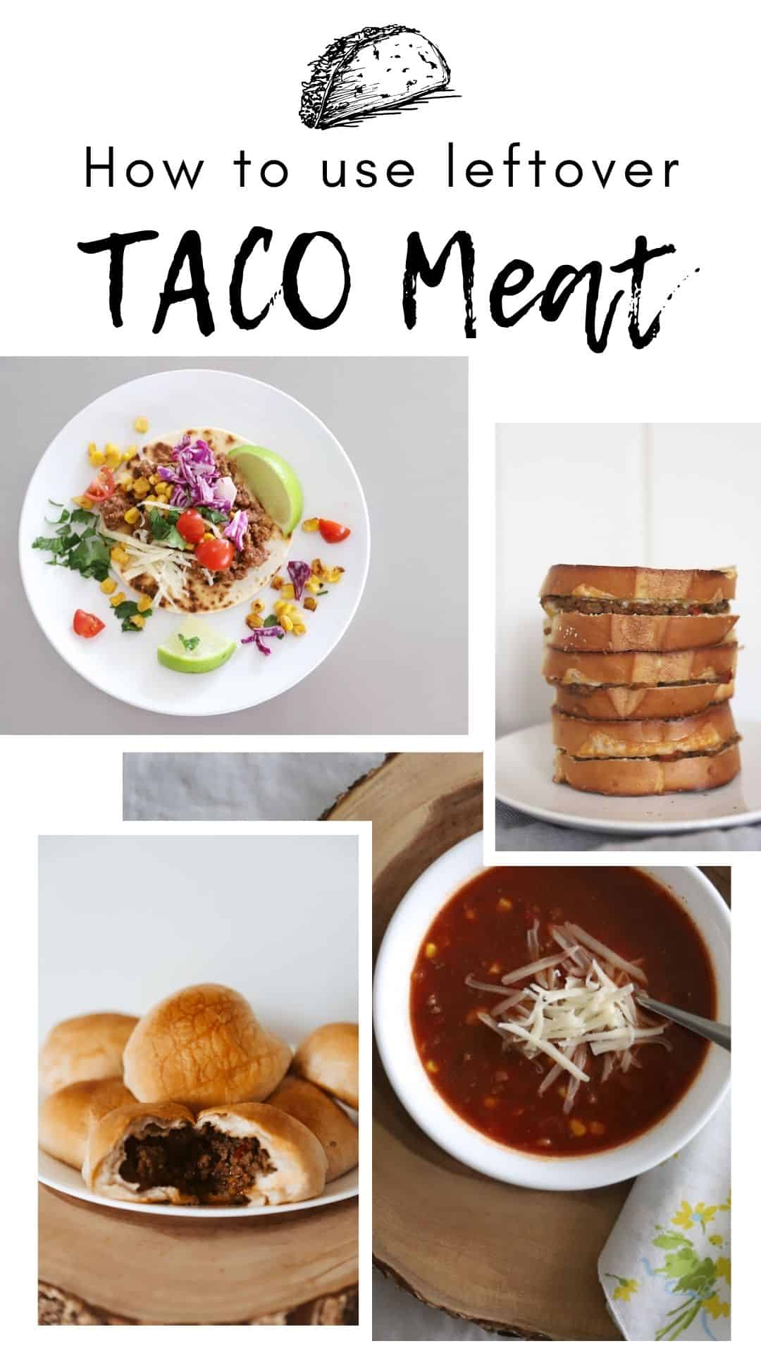 how to use leftover taco meat ideas for when you have leftover taco meat