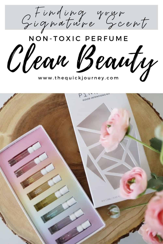signature scent clean beauty non-toxic perfume