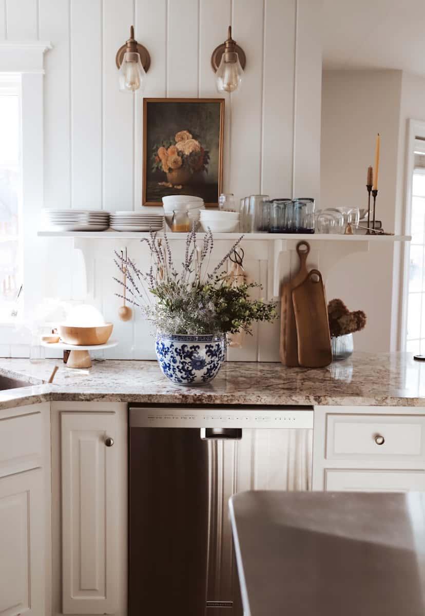 white interior paint colors snowbound kitchen