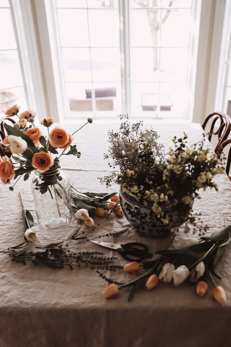 how to create beautiful flower arrangements tips and tricks