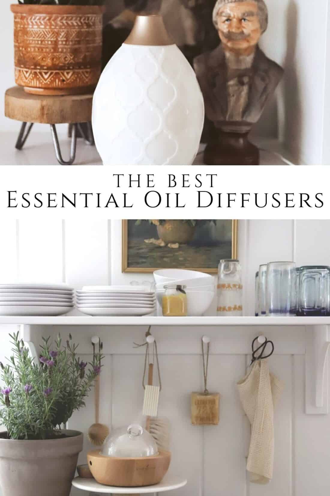 the best essential oil diffuser roundup