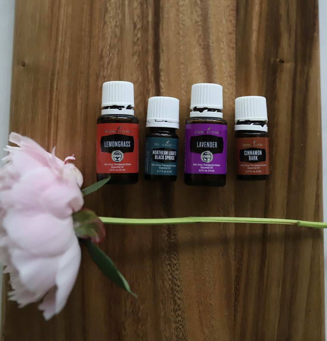 popular essential oils for DIY soy candles