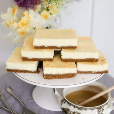 cheesecake without a springform