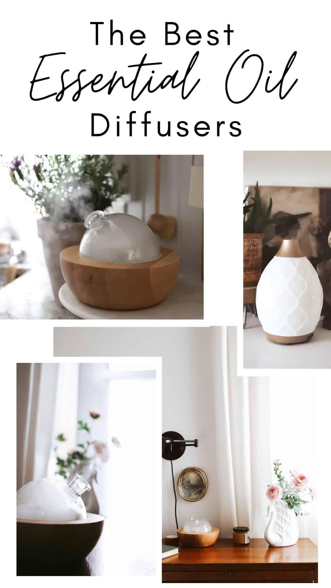 essential oil diffuser roundup
