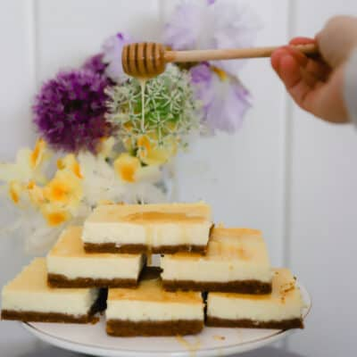 salted caramel cheesecake without a springform