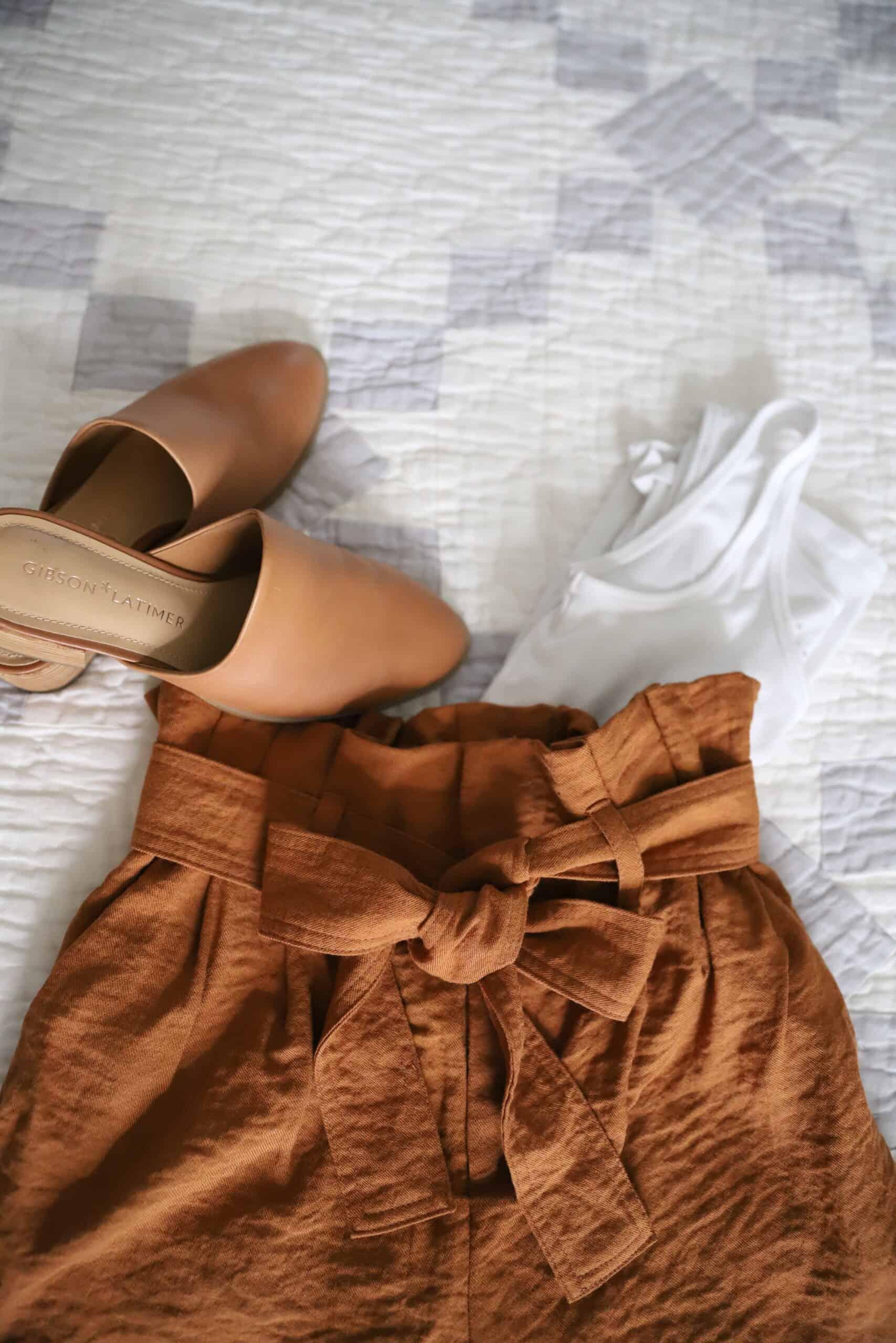 Simple Summer Capsule Wardrobe 2021