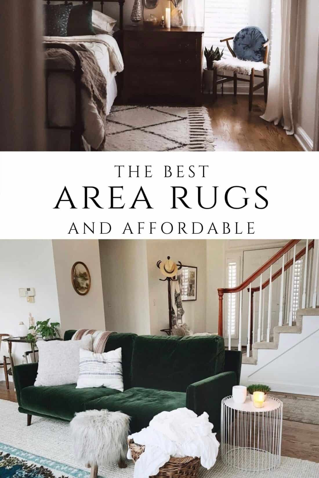a list of the best area rugs for great prices