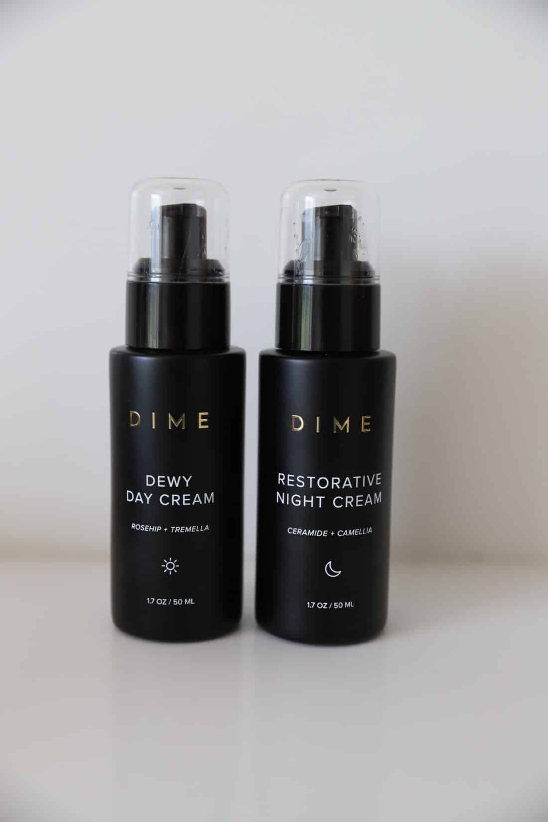 dime beauty skin moisturizers