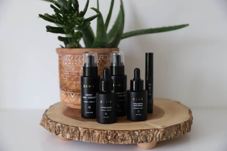 Dime Beauty The Best Skincare for Moms