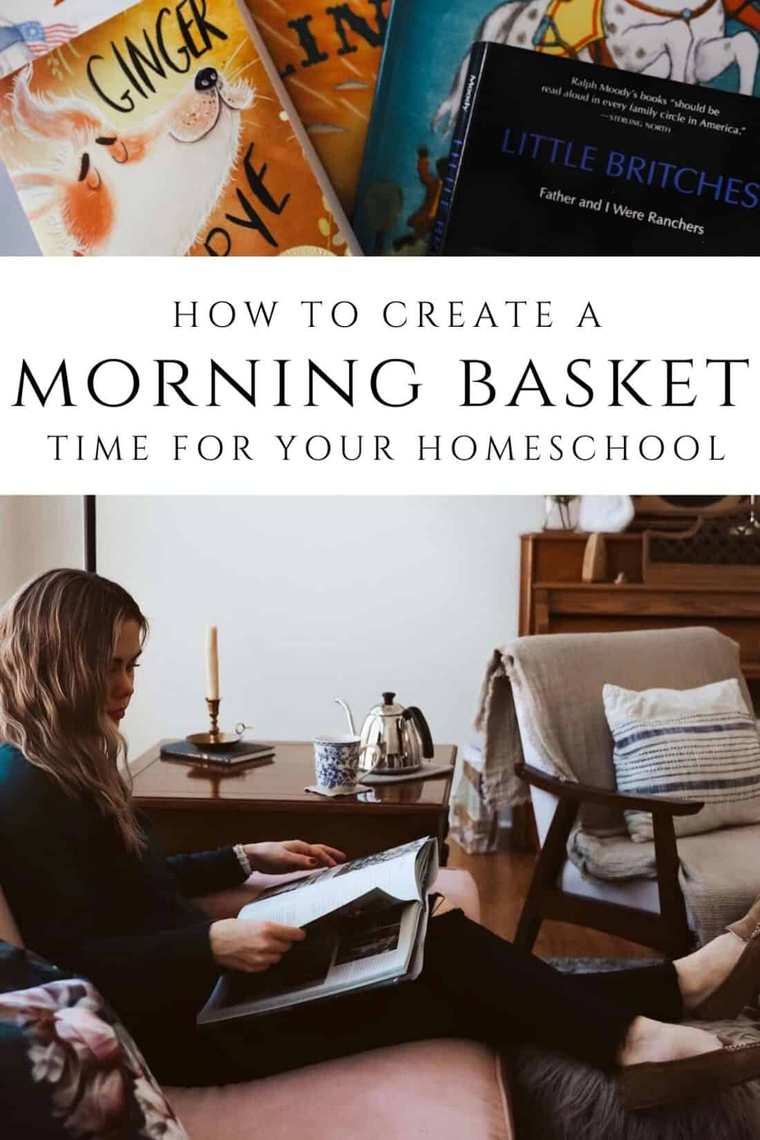 tips for creating morning basket time
