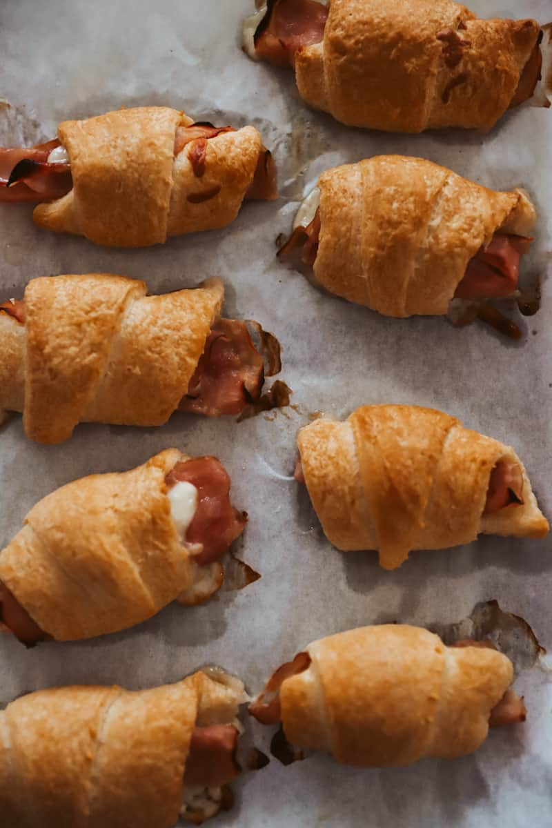 crescent roll roll ups