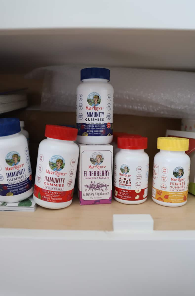 supplements for being prepared